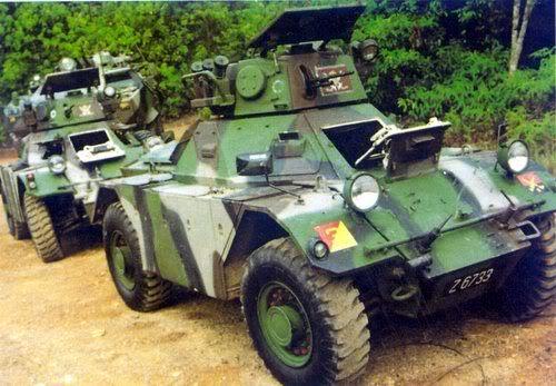 Scratchbuild project: Ferret Scout Car a.k.a Harimau 2000 Ferret01