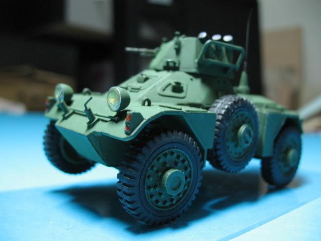 Scratchbuild project: Ferret Scout Car a.k.a Harimau 2000 - Page 3 FerretComplete010