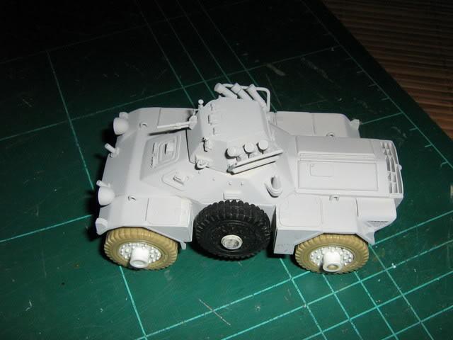 Scratchbuild project: Ferret Scout Car a.k.a Harimau 2000 - Page 3 FerretProg14007