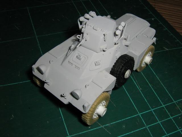 Scratchbuild project: Ferret Scout Car a.k.a Harimau 2000 - Page 3 FerretProg14009