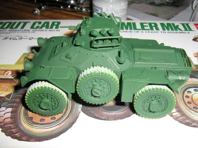 Scratchbuild project: Ferret Scout Car a.k.a Harimau 2000 - Page 3 FerretProg15006