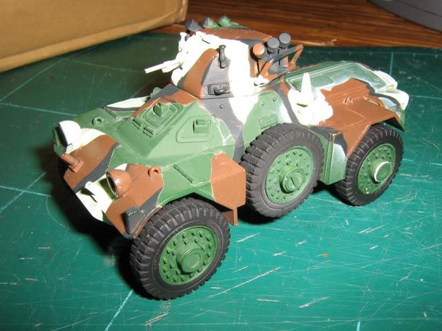 Scratchbuild project: Ferret Scout Car a.k.a Harimau 2000 - Page 3 FerretProg16001