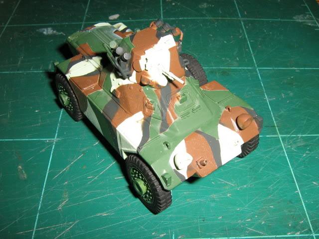 Scratchbuild project: Ferret Scout Car a.k.a Harimau 2000 - Page 3 FerretProg16002