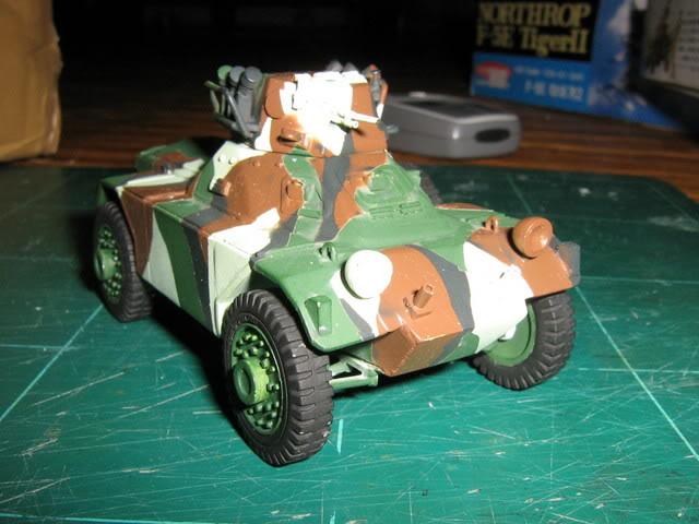 Scratchbuild project: Ferret Scout Car a.k.a Harimau 2000 - Page 3 FerretProg16003