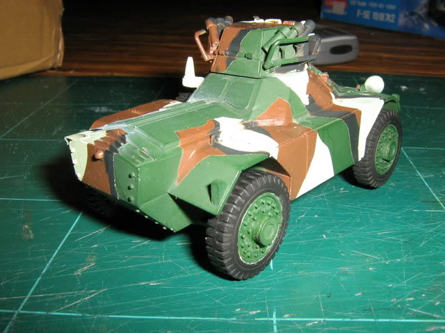Scratchbuild project: Ferret Scout Car a.k.a Harimau 2000 - Page 3 FerretProg16004
