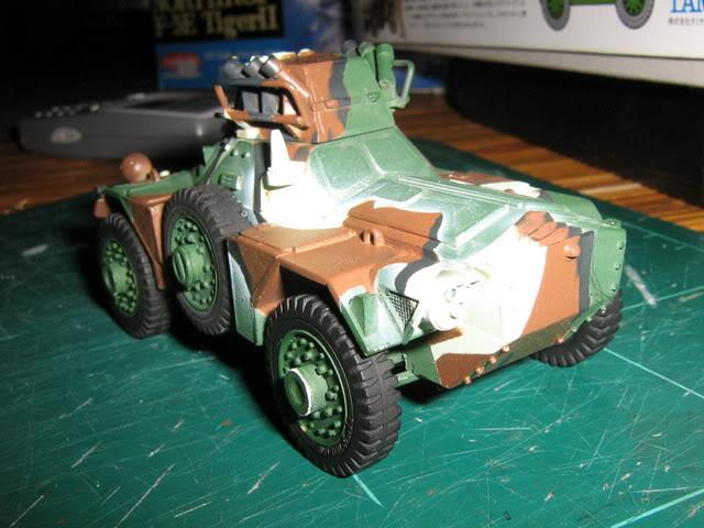 Scratchbuild project: Ferret Scout Car a.k.a Harimau 2000 - Page 3 FerretProg16005