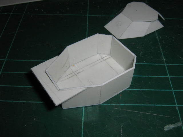 Scratchbuild project: Ferret Scout Car a.k.a Harimau 2000 FerretProg3007