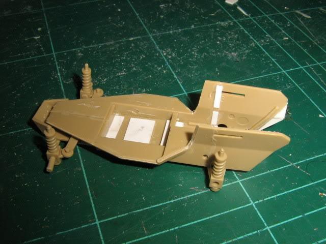 Scratchbuild project: Ferret Scout Car a.k.a Harimau 2000 FerretProg3009