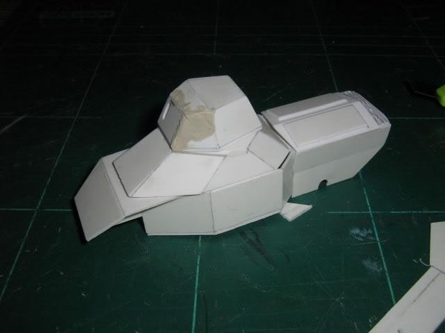 Scratchbuild project: Ferret Scout Car a.k.a Harimau 2000 FerretProg4004