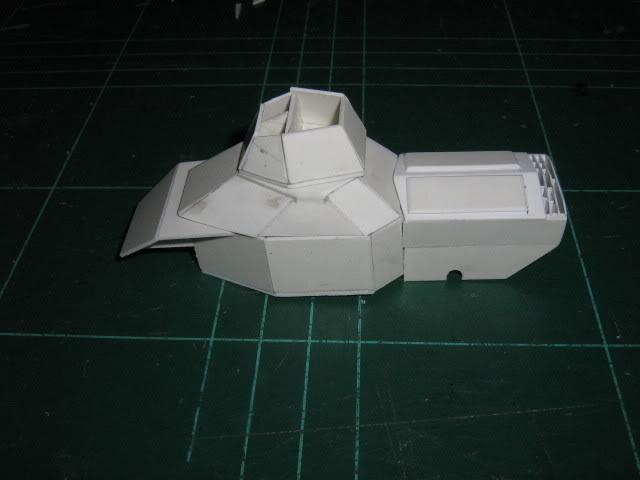 Scratchbuild project: Ferret Scout Car a.k.a Harimau 2000 FerretProg4006