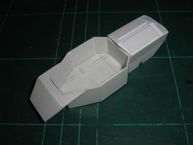 Scratchbuild project: Ferret Scout Car a.k.a Harimau 2000 FerretProg4012