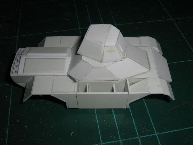 Scratchbuild project: Ferret Scout Car a.k.a Harimau 2000 FerretProg5007