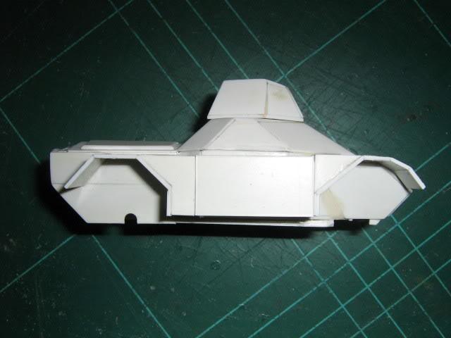 Scratchbuild project: Ferret Scout Car a.k.a Harimau 2000 FerretProg5011