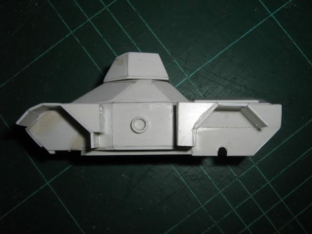 Scratchbuild project: Ferret Scout Car a.k.a Harimau 2000 FerretProg5012