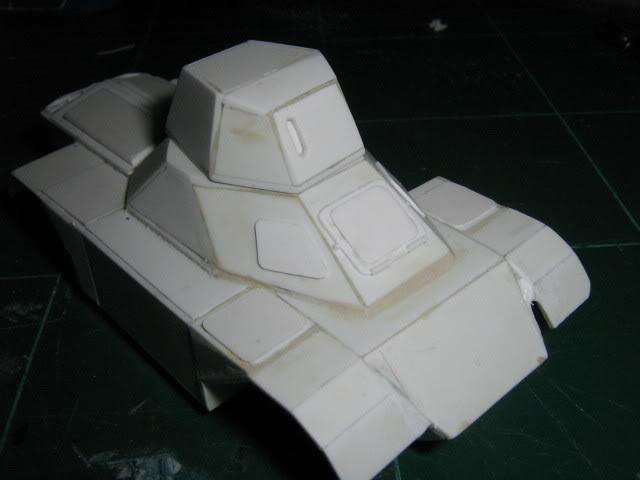 Scratchbuild project: Ferret Scout Car a.k.a Harimau 2000 FerretProg5013