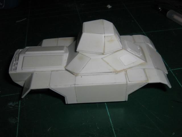 Scratchbuild project: Ferret Scout Car a.k.a Harimau 2000 FerretProg5014