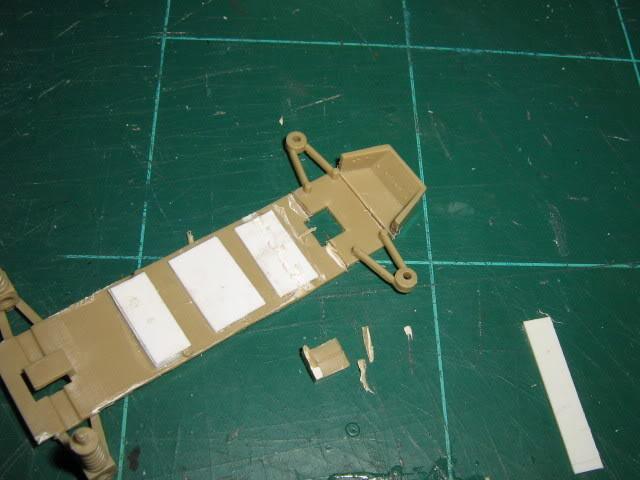 Scratchbuild project: Ferret Scout Car a.k.a Harimau 2000 FerretProg5019
