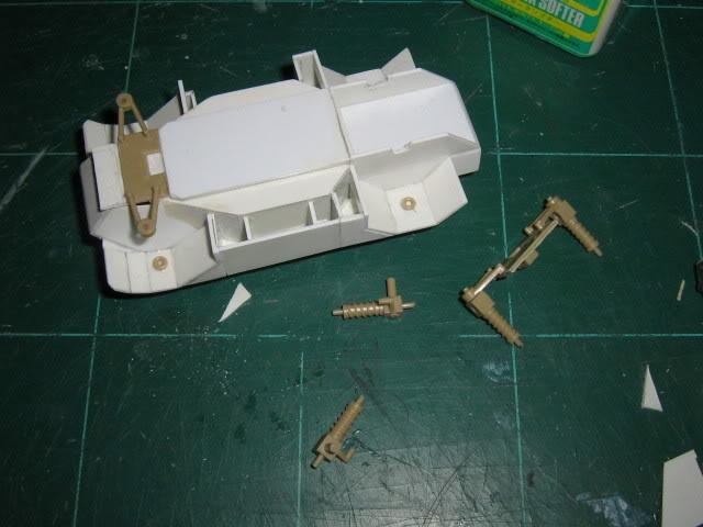 Scratchbuild project: Ferret Scout Car a.k.a Harimau 2000 FerretProg5022