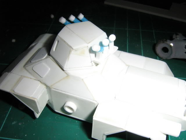 Scratchbuild project: Ferret Scout Car a.k.a Harimau 2000 FerretProg6004