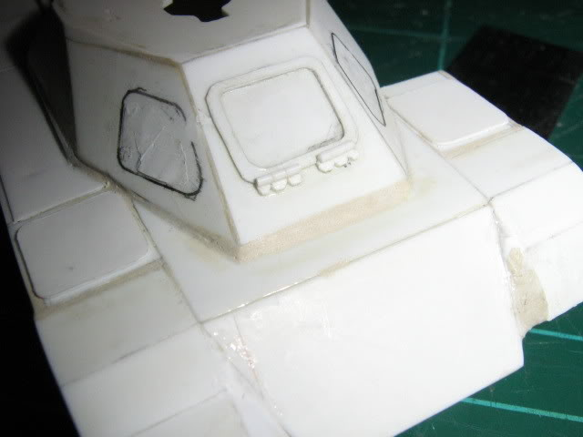 Scratchbuild project: Ferret Scout Car a.k.a Harimau 2000 FerretProg7004