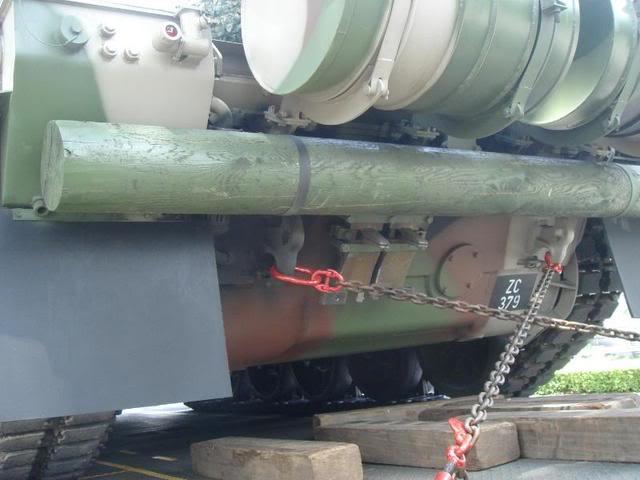 """1/35 projek kedai potong: T-72 kepada PT-91M """"Pendekar"""" DSC00732"""