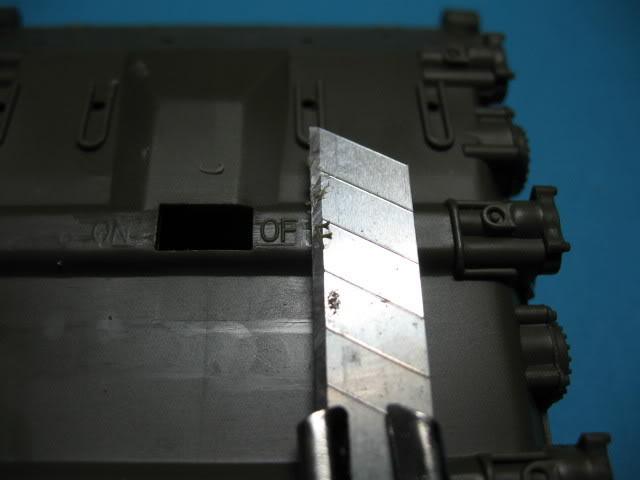 """1/35 projek kedai potong: T-72 kepada PT-91M """"Pendekar"""" PTProg1002"""
