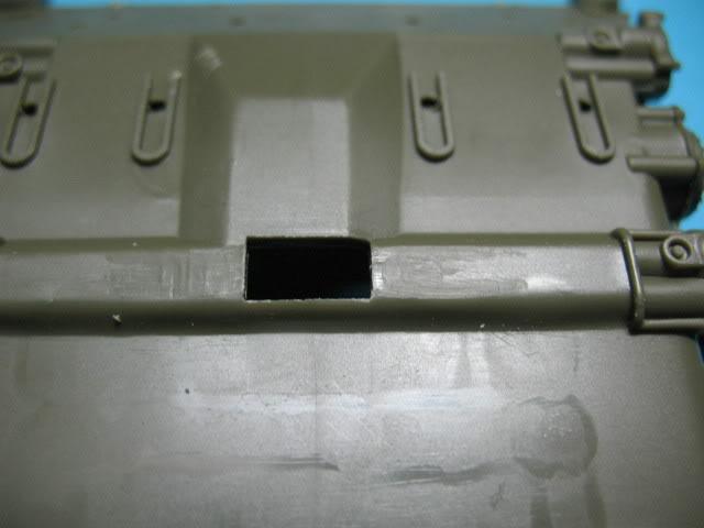 """1/35 projek kedai potong: T-72 kepada PT-91M """"Pendekar"""" PTProg1003"""