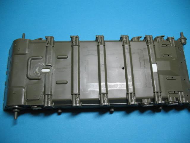 """1/35 projek kedai potong: T-72 kepada PT-91M """"Pendekar"""" PTProg2002"""