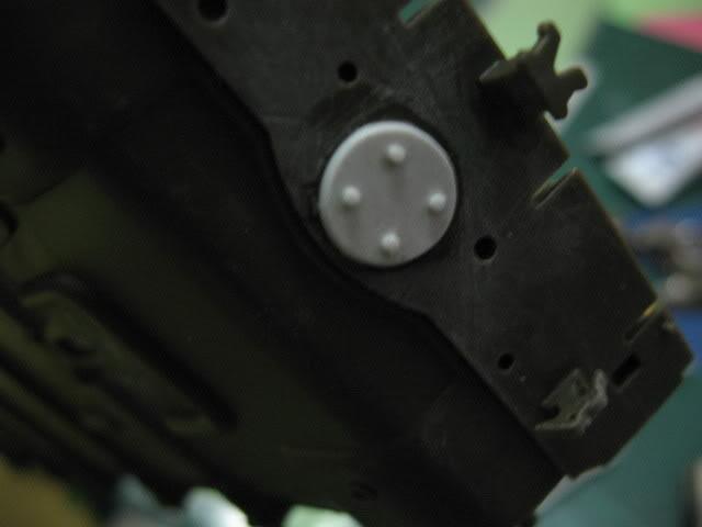 """1/35 projek kedai potong: T-72 kepada PT-91M """"Pendekar"""" PTProg3001"""