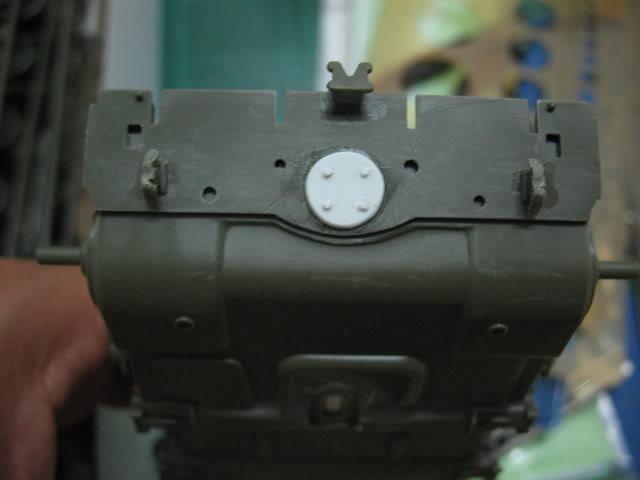 """1/35 projek kedai potong: T-72 kepada PT-91M """"Pendekar"""" PTProg3002"""