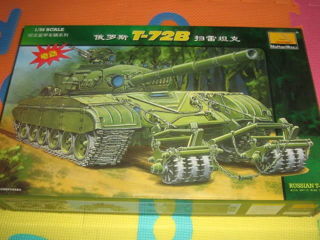 """1/35 projek kedai potong: T-72 kepada PT-91M """"Pendekar"""" PTProg4001"""