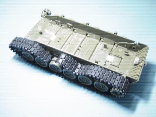 """1/35 projek kedai potong: T-72 kepada PT-91M """"Pendekar"""" PTProg4016"""