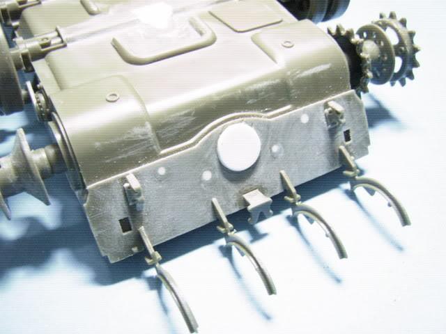 """1/35 projek kedai potong: T-72 kepada PT-91M """"Pendekar"""" PTProg4022"""