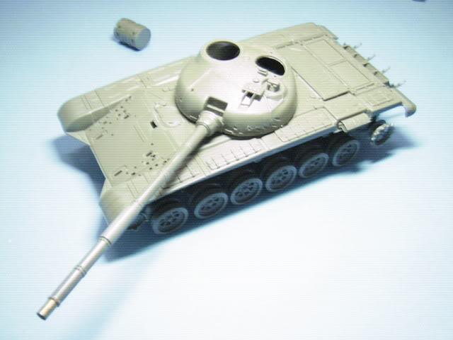 """1/35 projek kedai potong: T-72 kepada PT-91M """"Pendekar"""" PTProg4026"""
