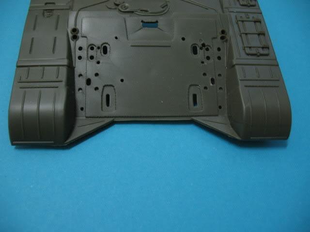 """1/35 projek kedai potong: T-72 kepada PT-91M """"Pendekar"""" PTProg5001"""