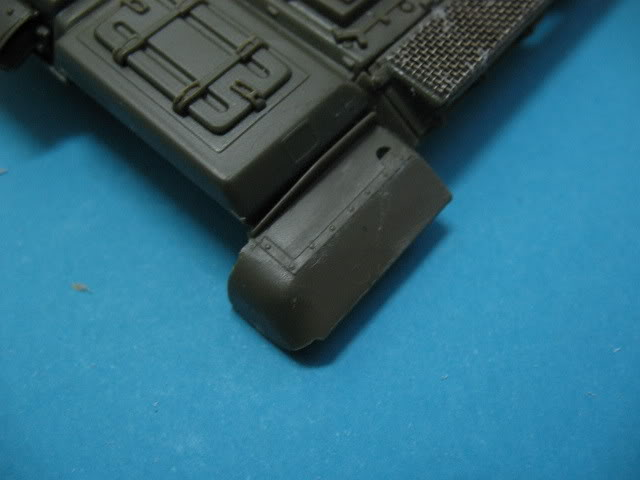 """1/35 projek kedai potong: T-72 kepada PT-91M """"Pendekar"""" PTProg5004"""