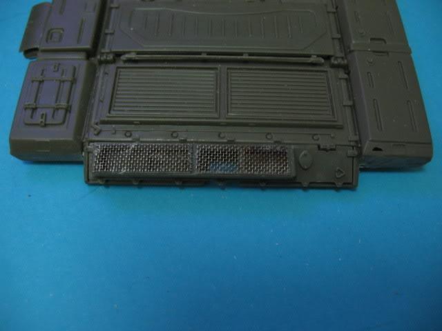"""1/35 projek kedai potong: T-72 kepada PT-91M """"Pendekar"""" PTProg5007"""