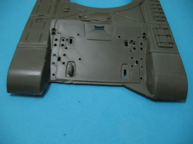 """1/35 projek kedai potong: T-72 kepada PT-91M """"Pendekar"""" PTProg5009"""