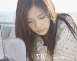 Discografía de YUI en DD YUI-FeelMySoul
