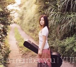 Discografía de YUI en DD YUI-IRememberYou