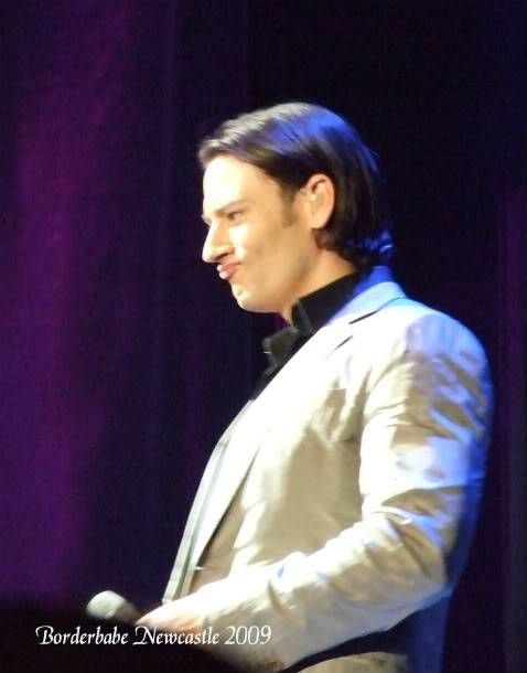 Newcastle UK, Metro Radio Arena - 12 Apr 2009 427a52ec-1