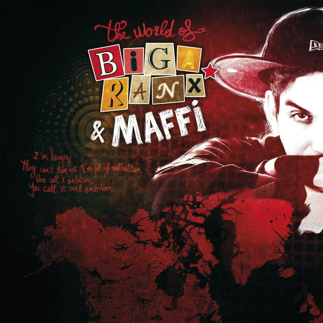 THE WORLD OF BIGA*RANX & MAFFI COVERMAFFIWEB