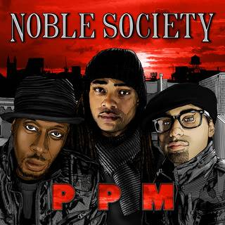 """NOBLE SOCIETY :: NOUVEL ALBUM """"POWERFUL PAINFUL MUSIC"""" - SORTIE 21 OCT 2011! NOBLESOCIETYPPMCover"""