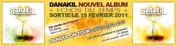 DANAKIL – NOUVEL ALBUM (18 février 2011) & TOURNEE 2011 Banner-1