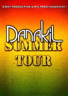 Danakil : Toutes les dates de leur tournée d'été 2009 Danaksummertourrecto
