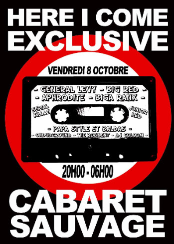 HERE I COME EXCLUSIVE @ CABARET SAUVAGE 08/10/10 Fr-425678_hereicomecabaretrecto_WEB