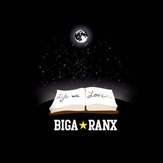 BIGA*RANX-NEW ALBUM-ON TIME Lwl