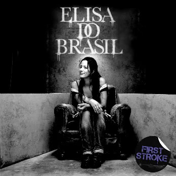 Nouvel album Elisa Do Brasil : First Stroke Pochette_ELISADOBRASIL_FirstStroke_
