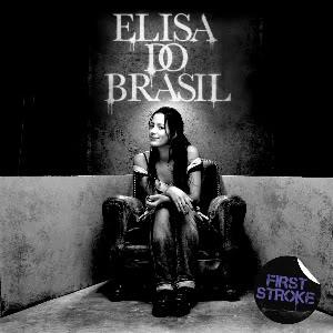 ELISA DO BRASIL ON TOUR // ALBUM « FIRST STROKE »  Pochette_ELISADOBRASIL_FirstStroke_WEB