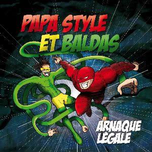 PAPA STYLE & BALDAS nouvel album « Arnaque Légale » Psbok02_DEF_WEB-1-1